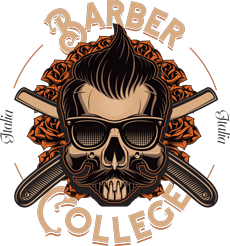 Barber College Logo