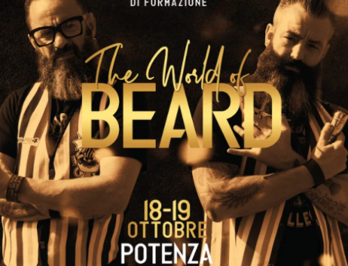 The World of Beard con Marco Artesi e Federico Antonelli – 18-19 Ottobre2020